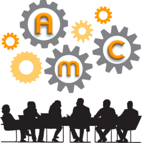Academic Moodle Cooperation-Logo